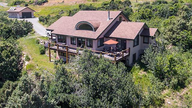 5097 Kilby Road, Park City, UT 84098 (MLS #12001321) :: Lookout Real Estate Group