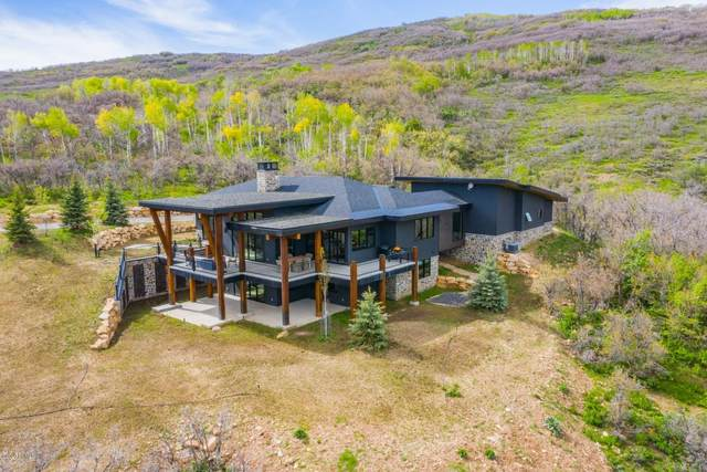 1076 Preserve Drive, Park City, UT 84098 (#12001585) :: Red Sign Team