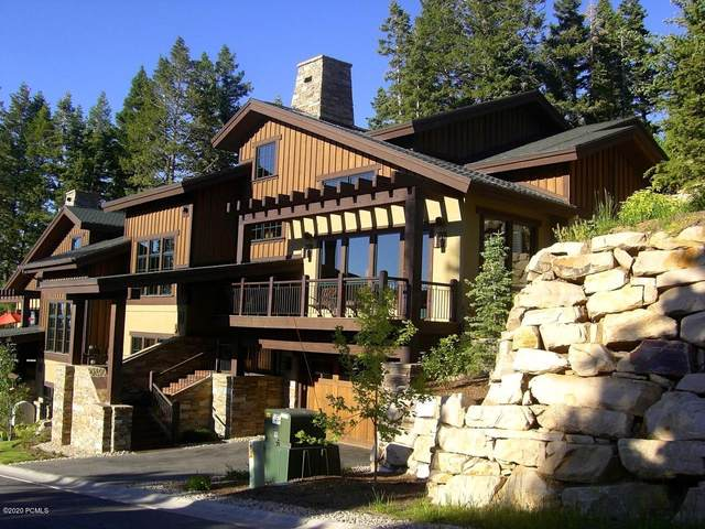 6559 Lookout Drive #25, Park City, UT 84060 (MLS #12002033) :: High Country Properties