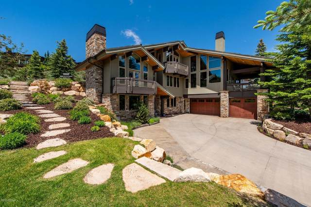 15 Ashley Court, Park City, UT 84060 (MLS #12002180) :: Lookout Real Estate Group