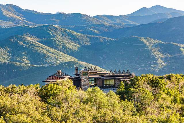 2138 Preserve Drive, Park City, UT 84098 (MLS #12002507) :: High Country Properties