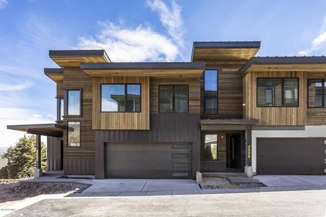 3541 Ridgeline Drive 4C, Park City, UT 84098 (MLS #12002800) :: Park City Property Group
