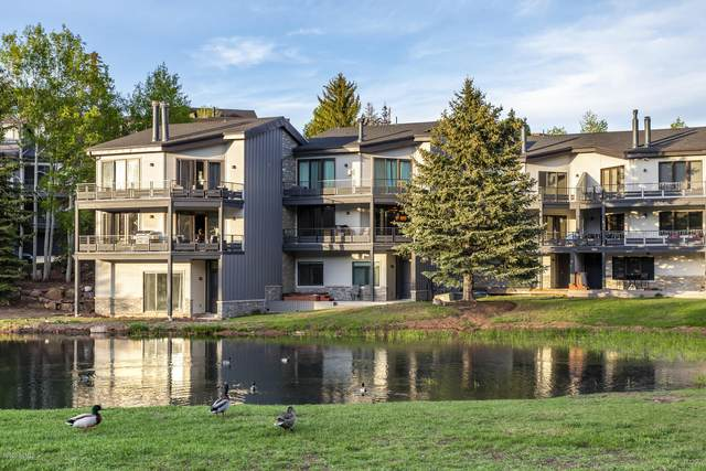 720 Saddle View Way, Park City, UT 84060 (MLS #12002863) :: High Country Properties