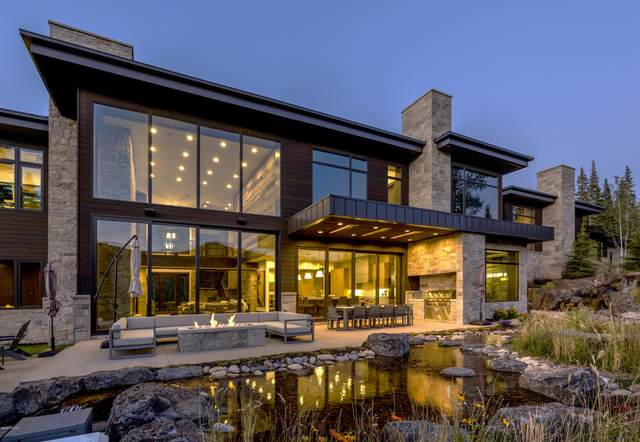 216 White Pine Canyon Road, Park City, UT 84060 (MLS #12003241) :: Lookout Real Estate Group