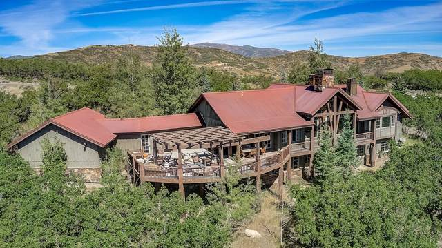3748 E Rockport Ridge Road, Park City, UT 84098 (MLS #12003385) :: High Country Properties