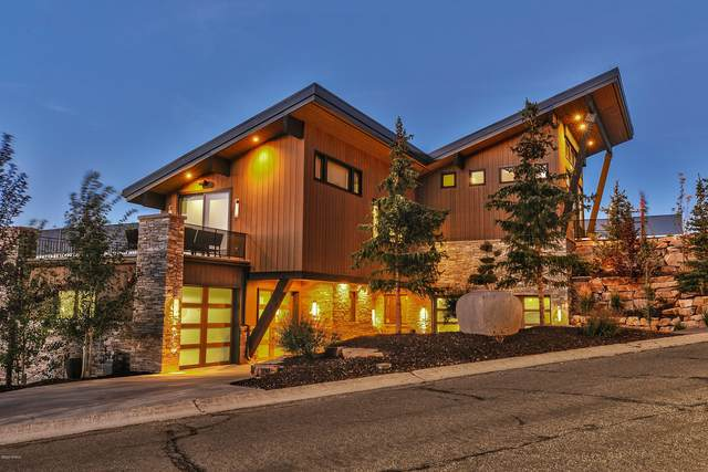 10738 Summit View Drive, Park City, UT 84060 (MLS #12003400) :: High Country Properties