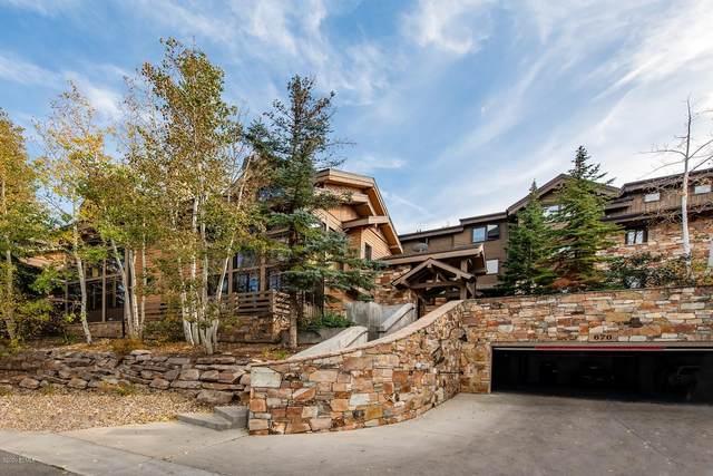 670 Deer Valley Loop #7, Park City, UT 84060 (MLS #12003515) :: High Country Properties