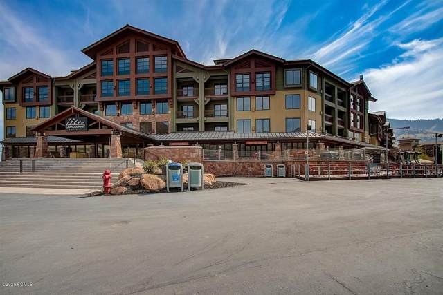 3855 Grand Summit Drive 463 Q2, Park City, UT 84098 (#12003738) :: Red Sign Team