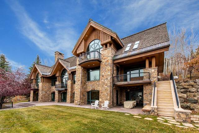 3562 Oakwood Drive, Park City, UT 84060 (MLS #12004026) :: Park City Property Group
