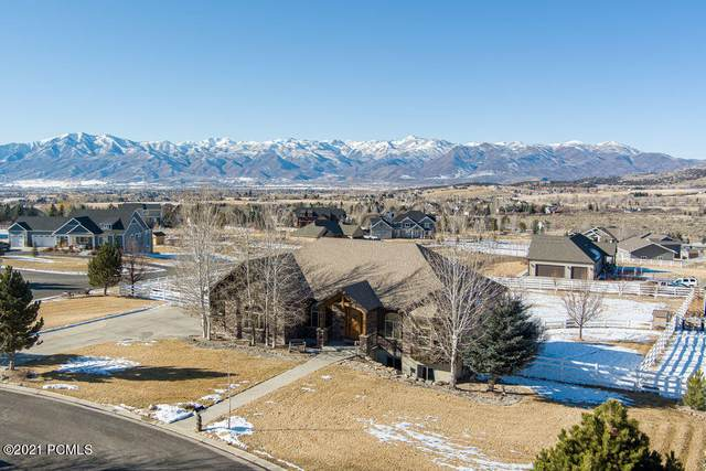 4917 Arabian Circle, Heber City, UT 84032 (MLS #12100229) :: Lawson Real Estate Team - Engel & Völkers