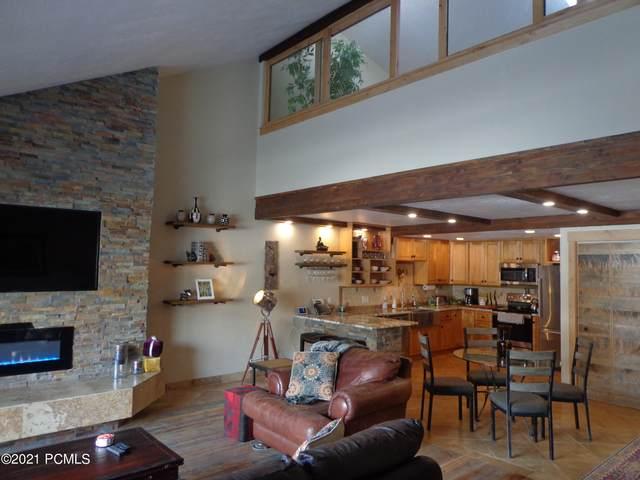550 Deer Valley Loop #6, Park City, UT 84060 (MLS #12100605) :: High Country Properties