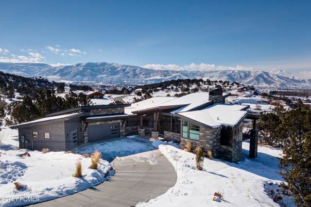 675 N Bald Mountain Circle, Heber City, UT 84032 (MLS #12100687) :: Summit Sotheby's International Realty