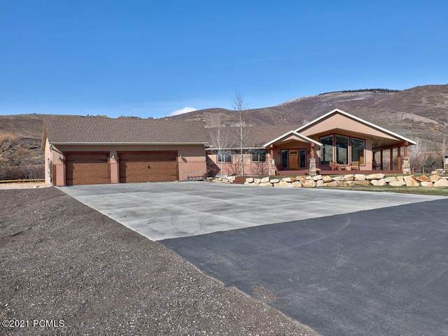 587 Gristmill Road, Kamas, UT 84036 (MLS #12101036) :: High Country Properties