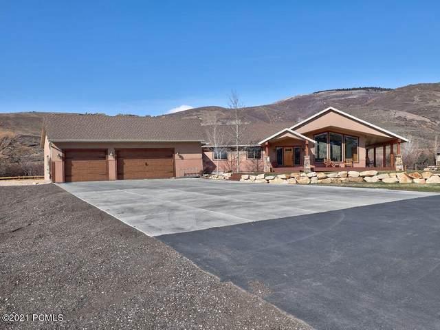 587 Gristmill Road, Kamas, UT 84036 (MLS #12101036) :: Lawson Real Estate Team - Engel & Völkers
