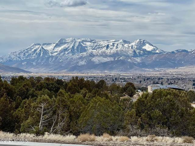 2458 E Red Knob Way (Lot 708), Heber City, UT 84032 (MLS #12101114) :: High Country Properties