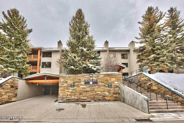 401 Silver King Drive #16, Park City, UT 84060 (MLS #12101136) :: Summit Sotheby's International Realty