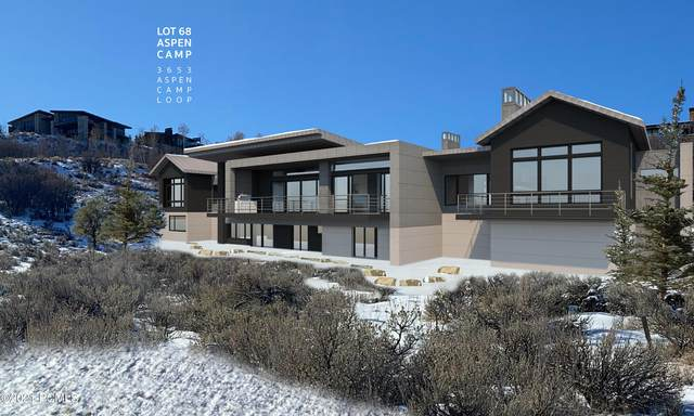 3653 Aspen Camp, Park City, UT 84098 (MLS #12101319) :: Lawson Real Estate Team - Engel & Völkers