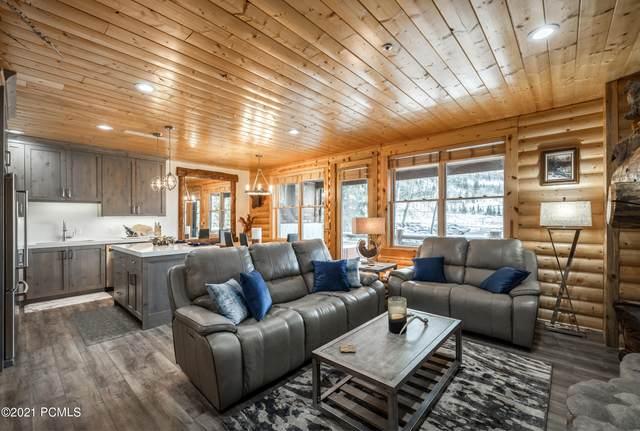 2650 E Deer Valley Drive #104, Park City, UT 84060 (MLS #12101722) :: High Country Properties