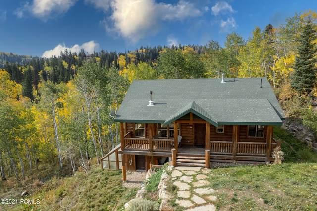 1091 Beaver Circle, Coalville, UT 84017 (MLS #12102445) :: Lookout Real Estate Group