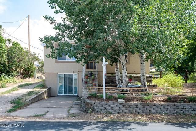 340 E 100, Coalville, UT 84017 (MLS #12102837) :: High Country Properties