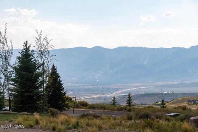 9544 Panorama Drive, Park City, UT 84098 (MLS #12103582) :: High Country Properties