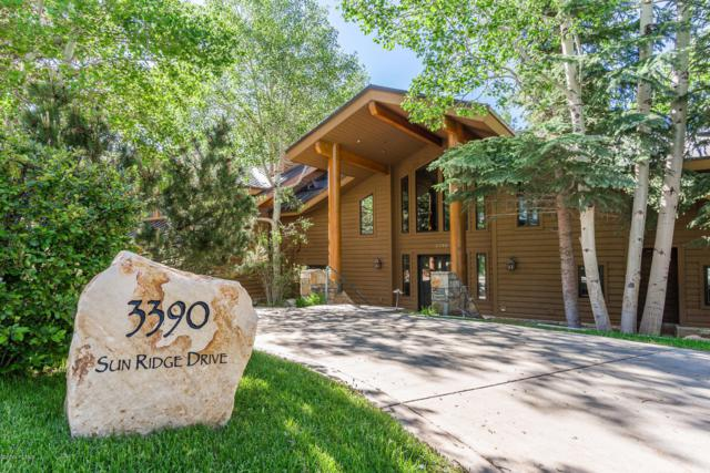 3390 Sun Ridge Drive, Park City, UT 84060 (MLS #11800251) :: Lookout Real Estate Group