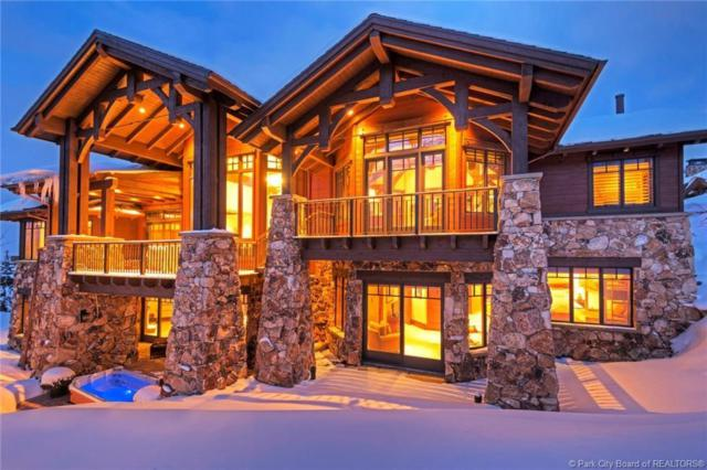 2 Hawkeye Place, Park City, UT 84060 (MLS #11802983) :: Lookout Real Estate Group