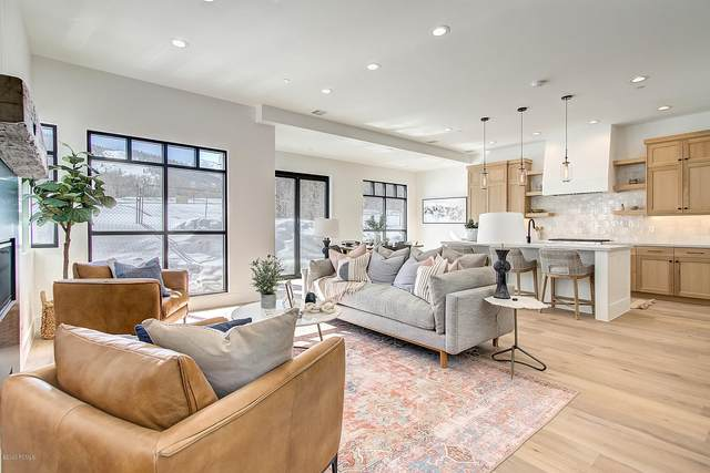 1887 Stone Hollow Court #2, Park City, UT 84098 (MLS #11807658) :: High Country Properties