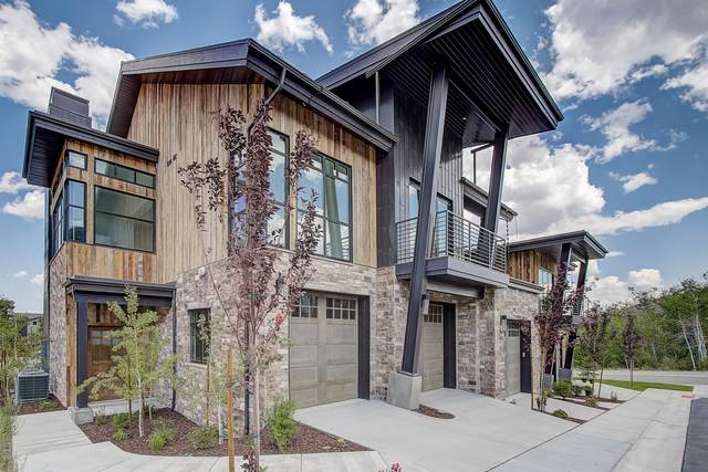 1896 Stone Hollow Court #5, Park City, UT 84098 (MLS #11807684) :: High Country Properties