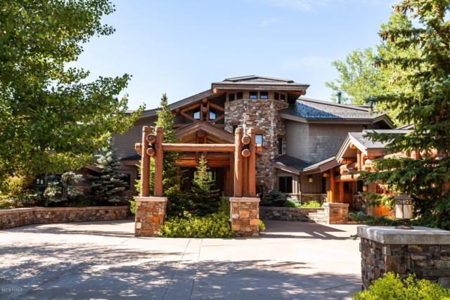 34 Sandstone Cove, Park City, UT 84060 (MLS #11807715) :: High Country Properties
