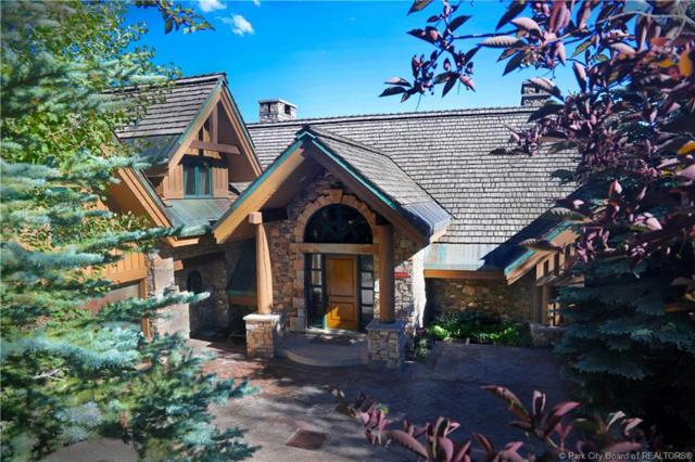 3562 Oakwood Drive, Park City, UT 84060 (MLS #11808149) :: Lookout Real Estate Group