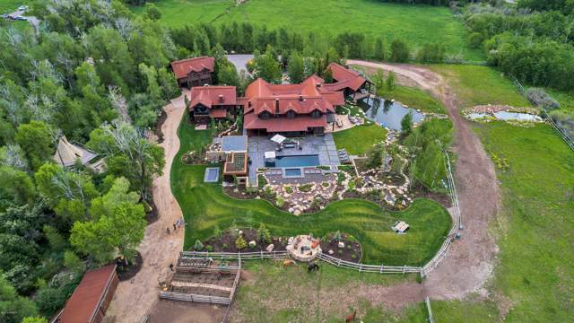 1401 W Two Creeks Circle, Park City, UT 84098 (MLS #11808376) :: High Country Properties