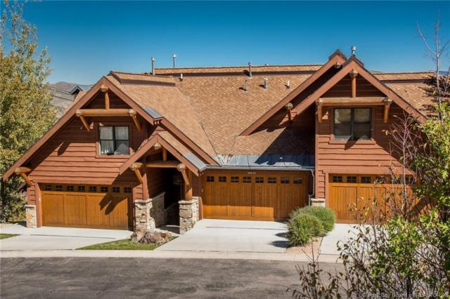 10495 N Lake View Lane #17, Heber City, UT 84032 (MLS #11808413) :: High Country Properties