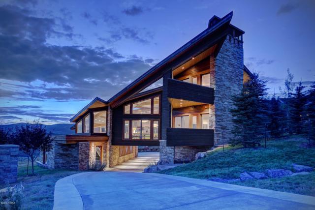 7871 N West Hills Trail, Park City, UT 84098 (MLS #11900357) :: High Country Properties