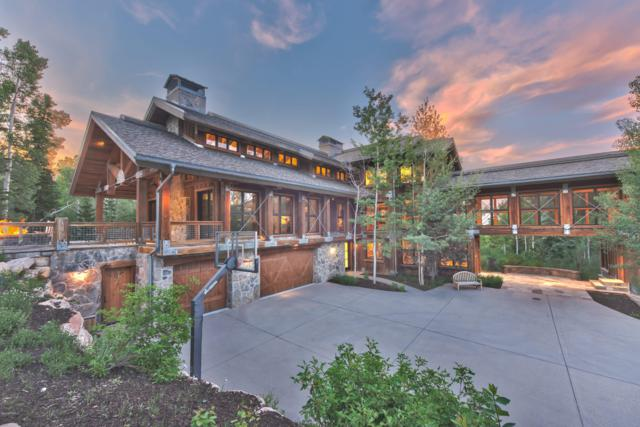 72 White Pine Canyon Road, Park City, UT 84098 (MLS #11900359) :: Lookout Real Estate Group
