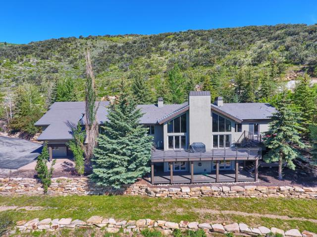 2580 E Bear Hollow Drive, Park City, UT 84098 (MLS #11901521) :: Lookout Real Estate Group