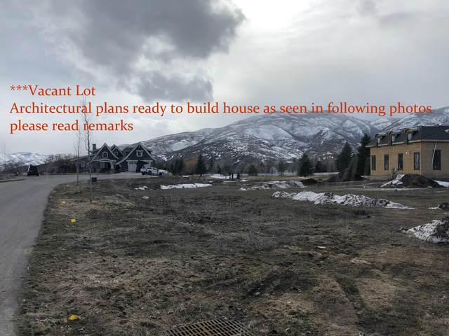 175 W Farm Springs, Midway, UT 84049 (MLS #11902142) :: High Country Properties