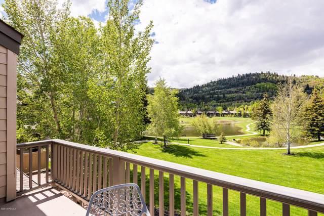 1612 Deer Valley Drive N, Park City, UT 84060 (MLS #11902194) :: High Country Properties