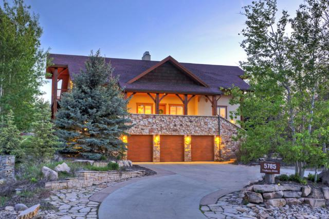 5785 Trailside Dr., Park City, UT 84098 (MLS #11903512) :: Lookout Real Estate Group