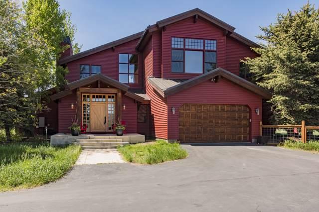 644 W 5200 N, Park City, UT 84098 (MLS #11906352) :: Lookout Real Estate Group
