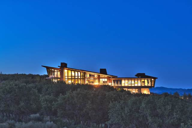 8544 N Promontory Ranch Road, Park City, UT 84098 (MLS #11907395) :: Lookout Real Estate Group