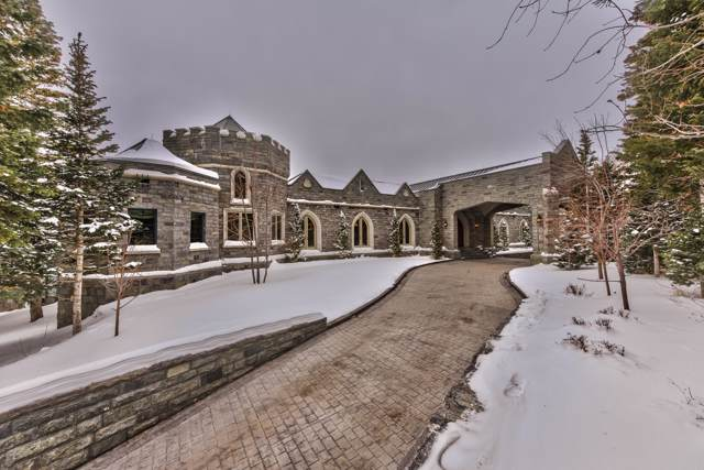 212 White Pine Canyon Road, Park City, UT 84060 (MLS #11907435) :: High Country Properties