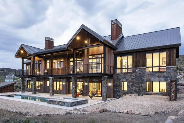 1479 E Crescent Drive South, Park City, UT 84098 (MLS #11908224) :: High Country Properties