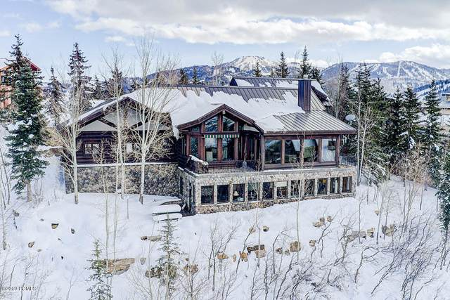 1354 Aerie Drive, Park City, UT 84060 (MLS #11908676) :: Lookout Real Estate Group