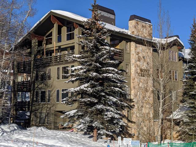 7550 Royal Street #301, Park City, UT 84060 (MLS #12000034) :: High Country Properties