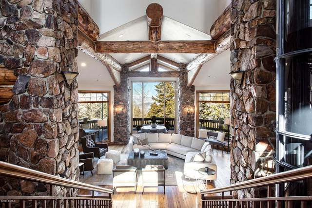 7975 Bald Eagle Drive, Park City, UT 84060 (MLS #12000165) :: High Country Properties