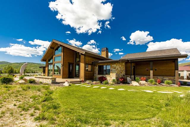 8449 Silver Creek Road, Park City, UT 84098 (#12000955) :: Red Sign Team