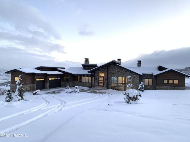 839 W Moose Hill Road, Park City, UT 84098 (MLS #12003210) :: Summit Sotheby's International Realty