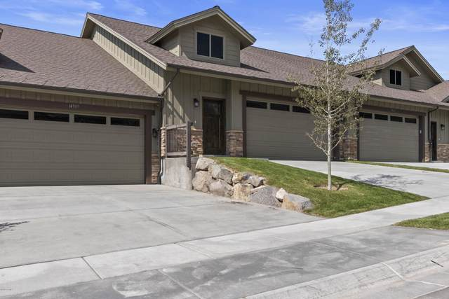 14525 N Asher Way 55D, Heber City, UT 84032 (MLS #12003338) :: Park City Property Group