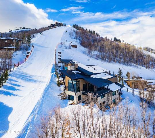 10738 Summit View Drive, Park City, UT 84060 (#12003400) :: Red Sign Team